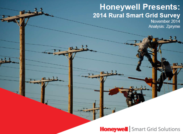 2014 Rural Smart Grid Survey Honeywell