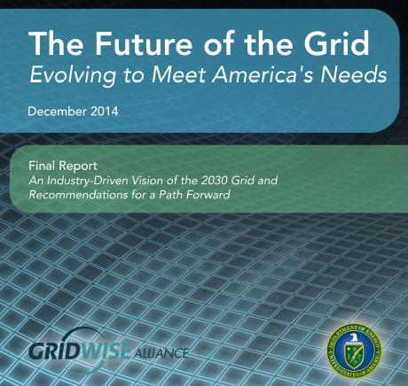 Future of the Grid December 2014 DOE GridWise Alliance Cover Veracity