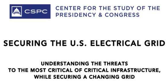 Securing the U.S. Electrical Grid CSPC Veracity