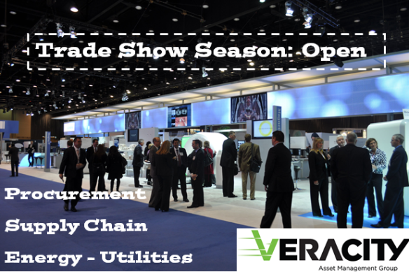 Trade Show Veracity Utilities Procurement Supply Chain