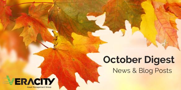 October Digest Utilities News Asset Management Power
