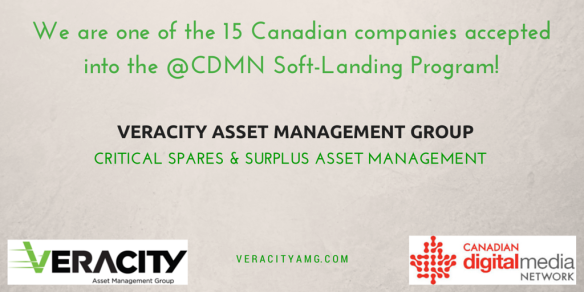 We're one of the 15 Canadian companies CDMN