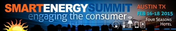 Smart Energy Summit 2015 Utilities