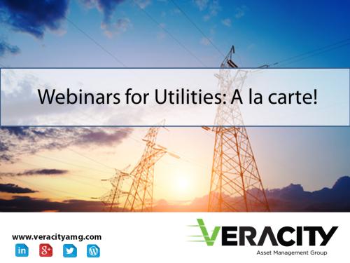 Webinars for Utilities